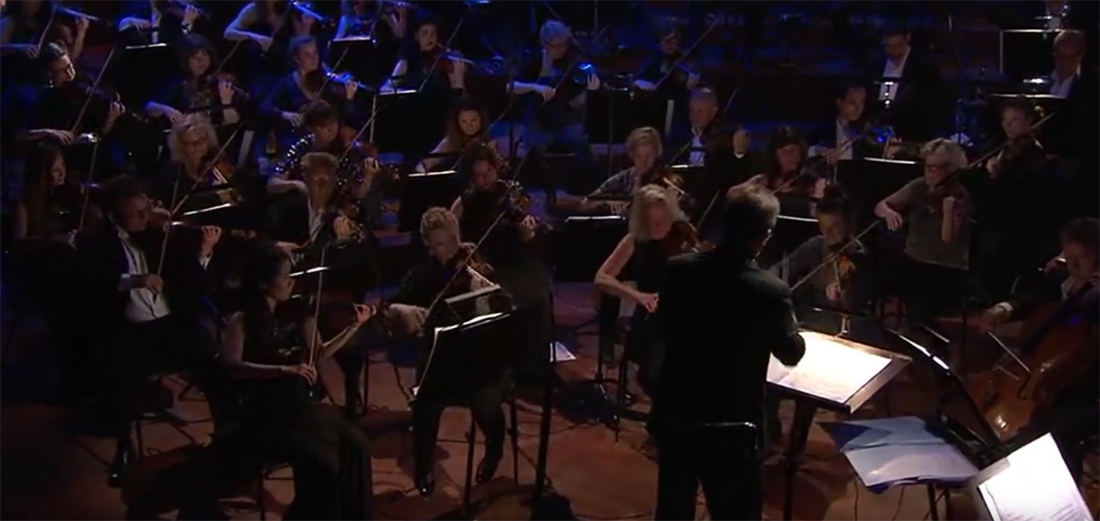 Symphony Performs Popular Orchestra Music